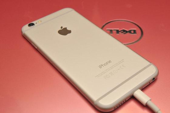 iPhone5 オレンジジュース漬け!