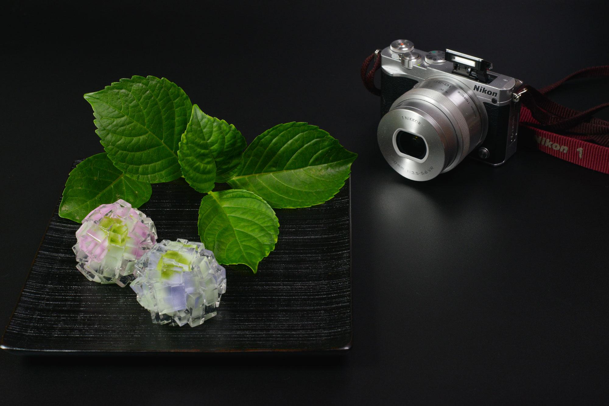 Nikon1 j5でスタジオ用ストロボは、使えないのか? 使用出来た?