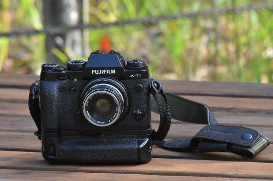 Fujifilm X-T1に古いCANON 35mm F2とAF-S NIKKOR 200-500mm F5.6E ED VR