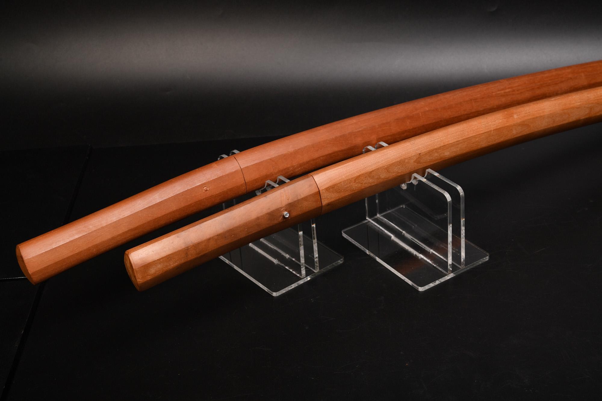 真剣の白鞘と摸造刀の白鞘 何が違う?