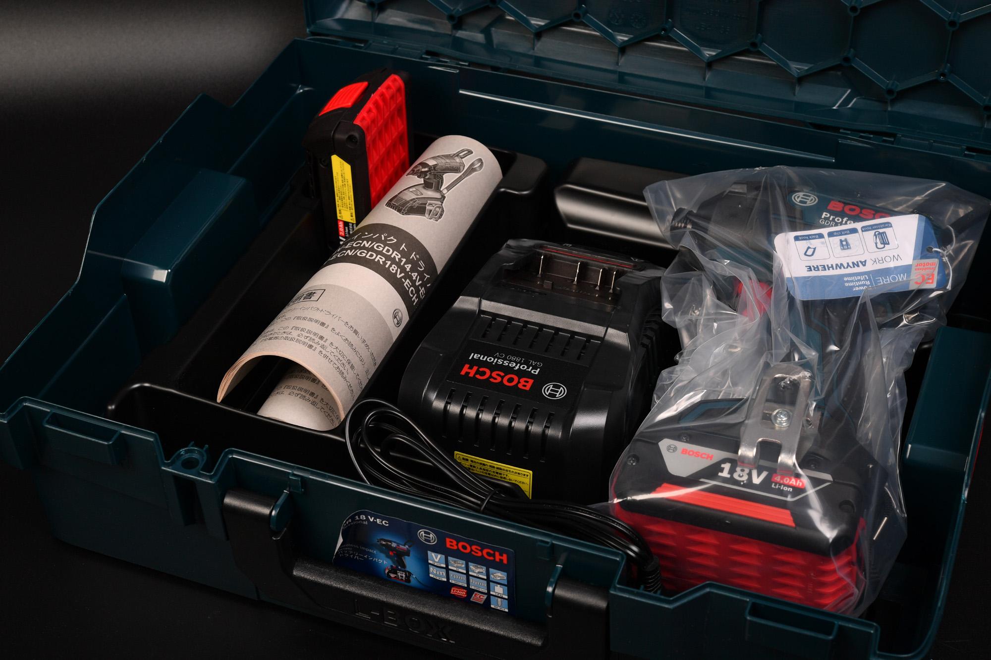 Bosch Professional(ボッシュ)18V コードレスインパクトドライバー 購入