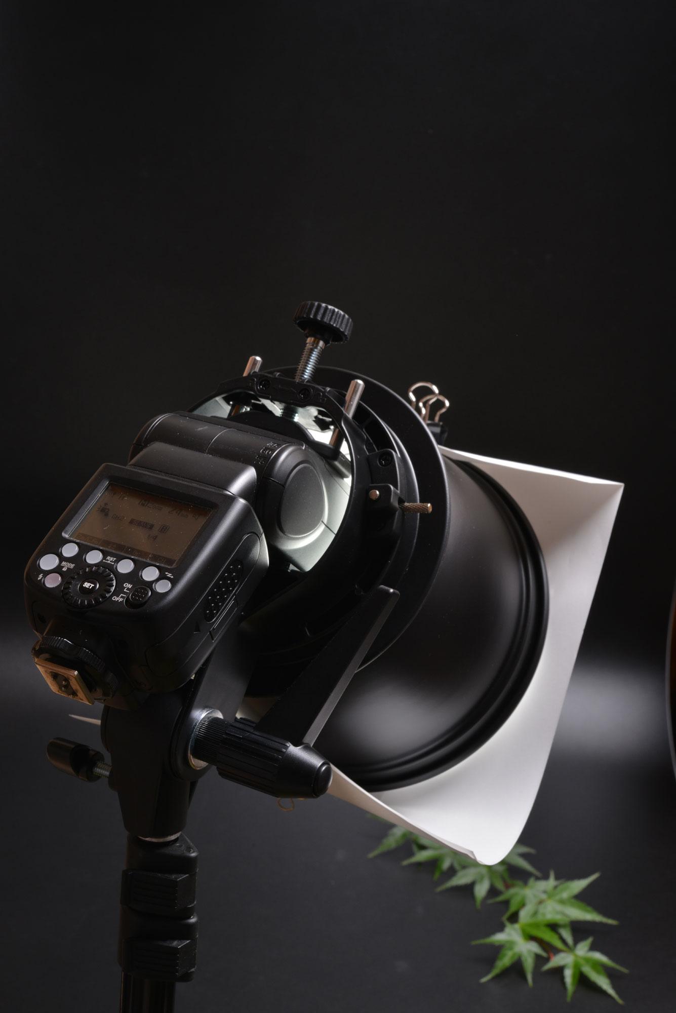 これで2灯目のストロボ操作が楽になりました。 Godox X1T(N) SK400Ⅱ TARION TF685N