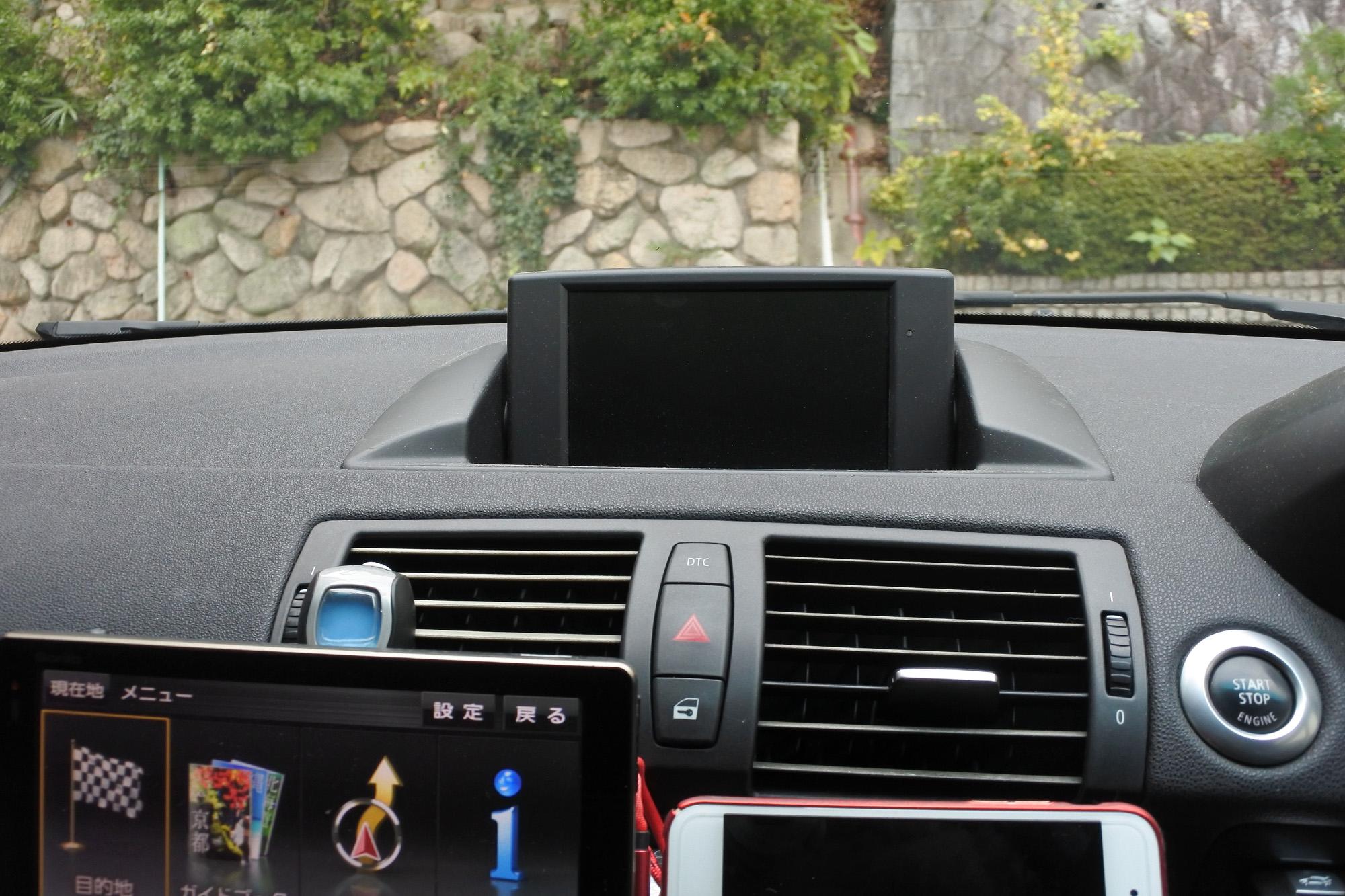iDrive ブラックアウト!起動しない!電源入らない!その1 BMW E87 130i