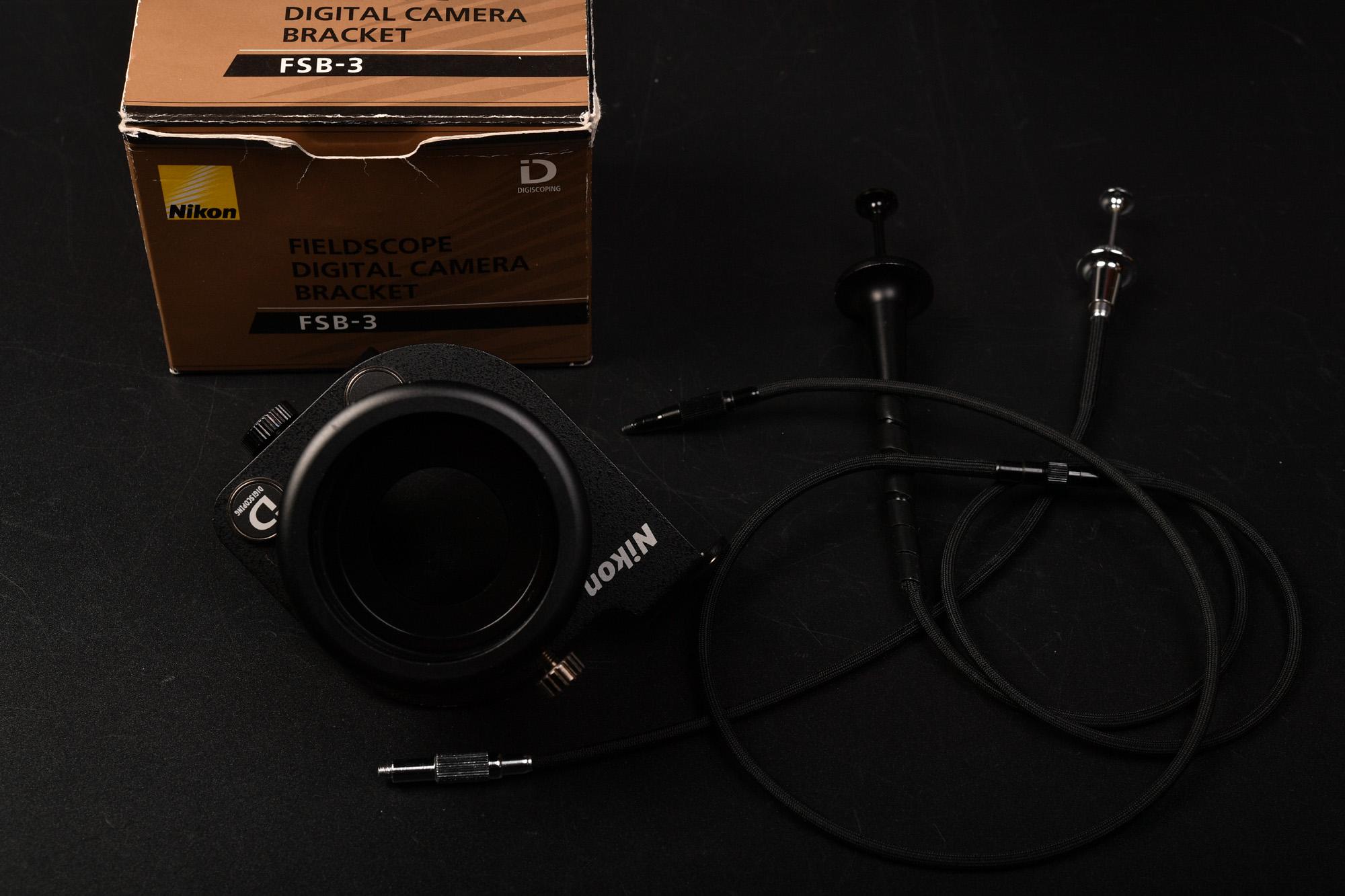 Nikon FSB-3 Niokn1用に改造