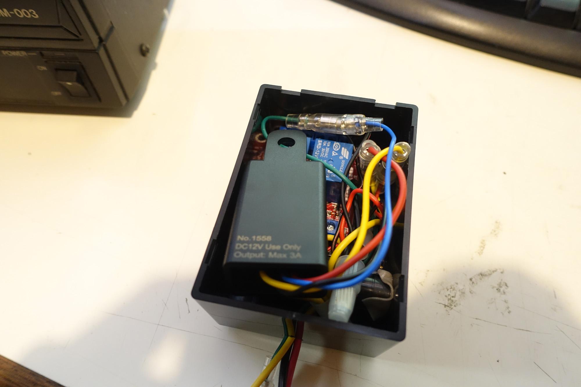 iDriveを外してライト消し忘れ警告音が鳴らない件 BMW 130i E87 その3 パルス対応にしてみる。