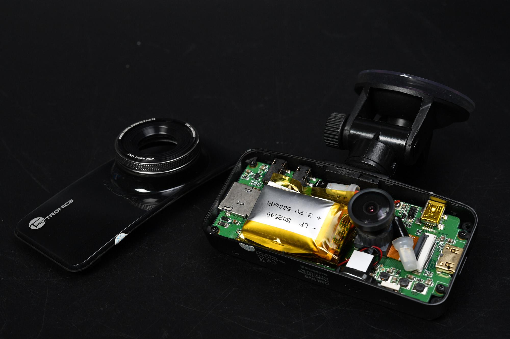 ドライブレコーダー バッテリーパンパンで外したら事故。(*_*)